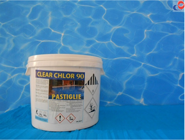 Immagine di Clear Chlor 90%  -  Pastiglie