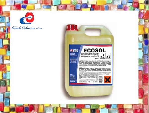 Immagine di Ecosol - Detersolvente