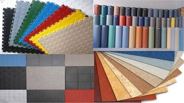 Picture for category Linoleum - PVC - Gomma